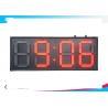 China Huge Led Digital Wall Clock Battery Operated Led Display Timer wholesale