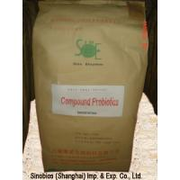 China Compound Probiotic Feed Additives Efficient Microorganism GMP / ISO Certificated SEM-COM20BI wholesale