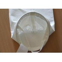 China High Tensile Food Grade PP 100 Micron Filter Bag for Food Processing wholesale