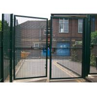 China Hot - Dip Galvanized 358 Welded Mesh Security Fencing / Prison Fencing wholesale