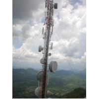 China Telecom tower, Guyed tower manufacturer wholesale