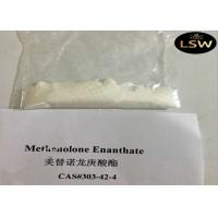 China Anabolic Steroids Injectable Methenolone Enanthate 100mg/ml Oil Bodybuilding Supplements wholesale