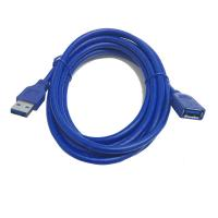 China AM To AF 3M SSD Accessories , USB 3.0 Data Extension Cable Office wholesale