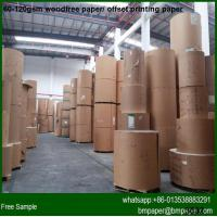 China FSC Ivory Woodfree Offset Paper Cardboard / Fbb Board wholesale