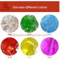 China Different color gel wax for making gel wax candles wholesale