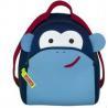 China Custom Neoprene Products Funny Cute Monkey Neoprene Backpack For Kids wholesale