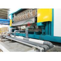 China Auto Recycle Paper 6000pcs/h Egg Tray Making Machine with 6 Layers Dryer wholesale