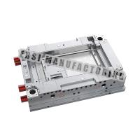 Quality injection molded plastic from cheap China supplier ERSI with OEM/ODM service for sale