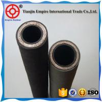 China WATER SUCTION AND DISCHARGE OIL CONVERYING  STEEL WIRE SPIRAL HOSE wholesale