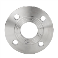 China 304 Stainless Steel Flange Sheet Forged Flat Welding Flange PN16 Welded Flange DN25 50 65 80 100 wholesale