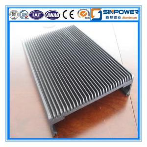 China 6000 Series Extruded Aluminium Profiles wholesale