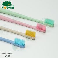 China Eco friendly and colorful adult toothbrush and Professional OEM brand toothbrush manufacturer on sale