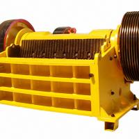 China Lime stone jaw crusher for river sand, coal on sale
