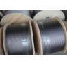 China Galvanized / Ungalvanized Steel Wire Rope 6x19+FC Diameter 1mm-80mm wholesale