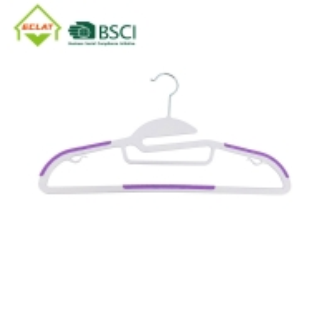 China 41cm Non Slip Plastic Hangers wholesale