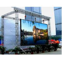 China Epistar Chip Outdoor Rental LED Display 5.95mm Pixel Pitch SMD1921 100000 Hours Life Span wholesale