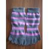 China yoga five toe socks wholesale