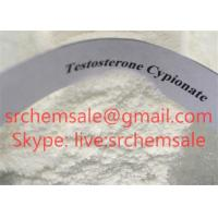 China Testosterone Cypionate Test Cyp CAS 58-20-8 Testosterone Steroid Hormone Drugs wholesale