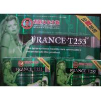 China Herbal Sex Medicine France T253 Male Enhancement Pills Health Food on sale
