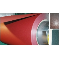 China 0.35mm Prepainted Galvanized Steel Coil With Deep Matt Surface on sale