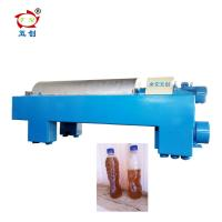 China Continuous Stainless Steel Decanter Centrifugal Fish Oil Separator Processing Machine wholesale