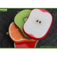 China Sweet Apple Shaped 4000mAh Fruit Power Bank For Mobile Phones / MP3 Players wholesale