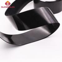 China Plastic waterproof TPU / PVC coated webbing strap for safe harness wholesale