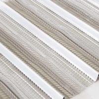 China Durable Safety Custom Wire Mesh Galvanized Rib Lath For Structural Work wholesale