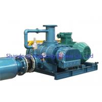 China AIRUS Stainless Steel Gas Blower SS316 Explosion Proof Oil Free Roots Blower Pump on sale