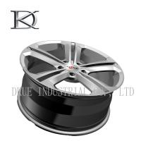 Buy cheap Forged VW Replica Wheels Rims 18 Inch Hyper Black Machine DOT VIA Certifications from wholesalers