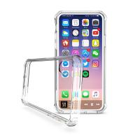 China Hybrid TPU Bumper Frame Air Cushion Protective Case Clear Crystal Back Cover Shockproof Shell Fundas For Apple iPhone X wholesale