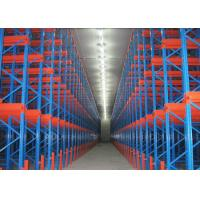 China Customized Metal Steel Drive in Racking System for Warehouse Storage With Factory Price wholesale