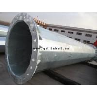 Buy cheap Galvanized LSAW Steel Pipe from wholesalers