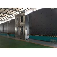 Low E Insulating Glass Production Line Frequency Control With 6 Soft Hair Brushes