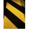 China Highway Reflective Reflective Safety Tape , Striped Chevron Hi Vis Reflective Bumper Tape wholesale