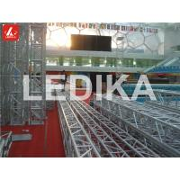 China Durable Big Event Aluminum Box Truss 12m - 30m Span For Outdoor / Indoor wholesale