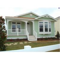 Buy cheap Mini 20 / 30SQM Prefabricated Bungalow Homes , Light Steel Bungalow Modular from wholesalers