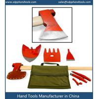 China Max axe manufacturer in China, high quality Max axe, multi-purpose axe kit with nylon carring bag perfect forest tool wholesale
