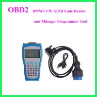 China DMW3 VW AUDI Code Reader and Mileager Programmer Tool wholesale