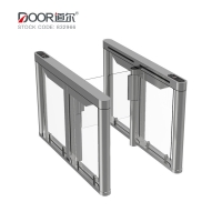 China SUS304 Bi Directional Wiegand Interface Access Control Turnstile wholesale