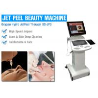 China Oxygen Water Jet Peel Skin Care Machines For Removal Fine Lines / Acne / Scar wholesale