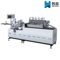China Three Phase Paper Pipe Making Machine For Disposable Drinking Paper Straw wholesale