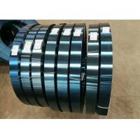 China Cold Rolled Carbon Steel Sheet / Spring Steel Strip 65Mn Heat Treatments HRC 40 on sale