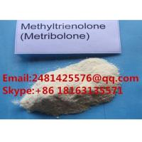 China Top Quanlity Muscle Growth Steroids Methyltrienolone Metribolone Powder CAS 965-93-5 wholesale
