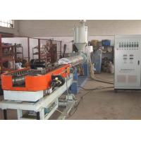 China PP PVC Single Wall Corrugated Pipe Production Line CE ISO approved wholesale