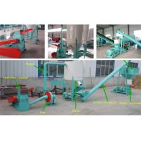 China Small Animal / Poultry Feed Manufacturing Machine 500 - 1000kg/H Capacity Easy Operation wholesale