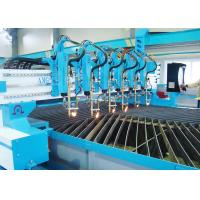 Quality Steel Structure Manufacturing Equipment CNC Cutting Machine for Plates for sale