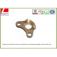 China Brass forging parts used for machinery on sale