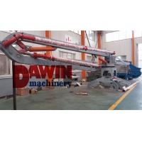 Quality 17m 18m 3 Arms Detachable Arms Concrete Placing Boom Placer with Proportional for sale