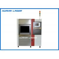 High Power Metal Fiber Laser Cutter 400*400mm Stable Performance Eco Friendly